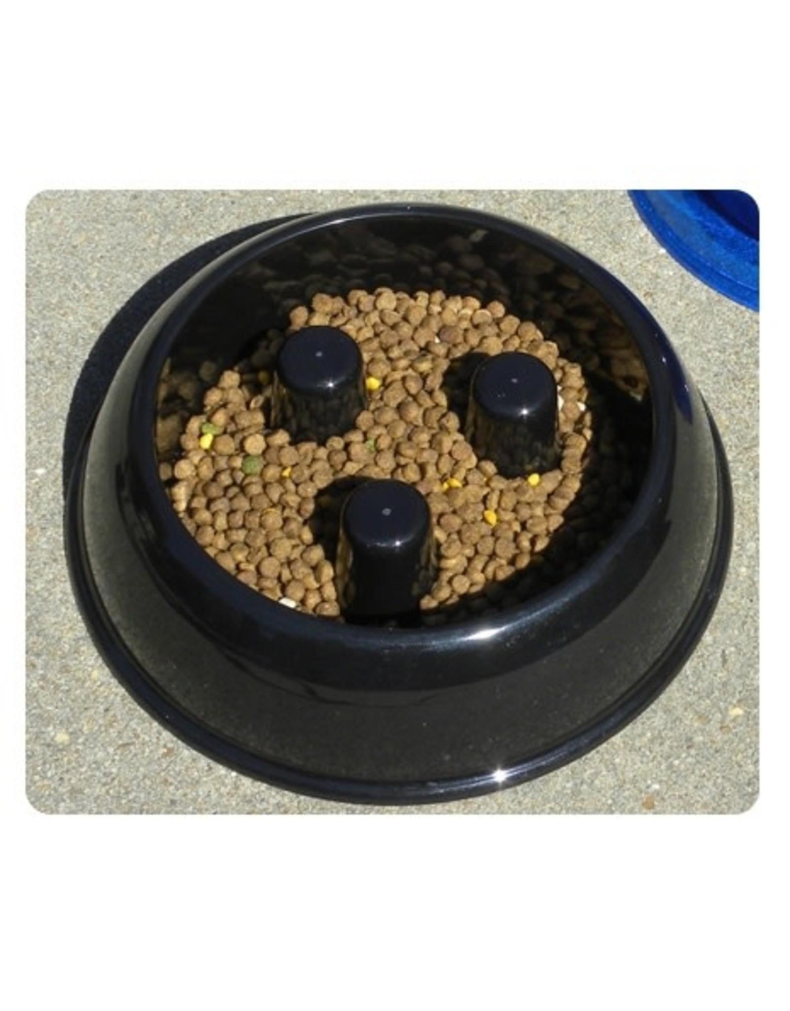Brake-Fast brake-fast Bowls: Black, L