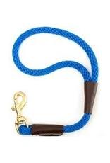 Mendota Traffic Lead Handle: Blue, 16 inch