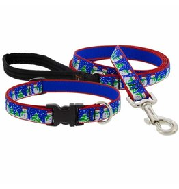 Lupine Lupine Jack Frost Collar: 3/4 in wide, 9-14 inch