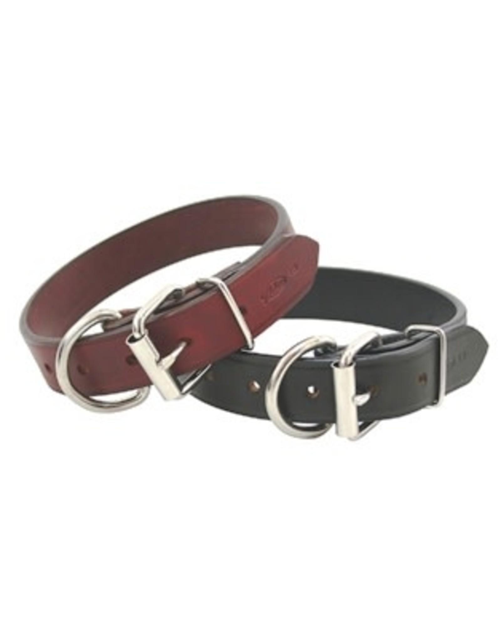 """Auburn Leathercrafters Tuff Stuff Collars: Black, 1-1/4"""" x 20"""""""