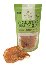 Mika & Sammy's Gourmet Pet Treats Mika & Sammy's: Uncle Justy's Just Chicken, 5 oz