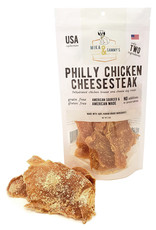 Mika & Sammy's Gourmet Pet Treats Mika & Sammy's: Philly Chicken Cheesesteak, 5 oz