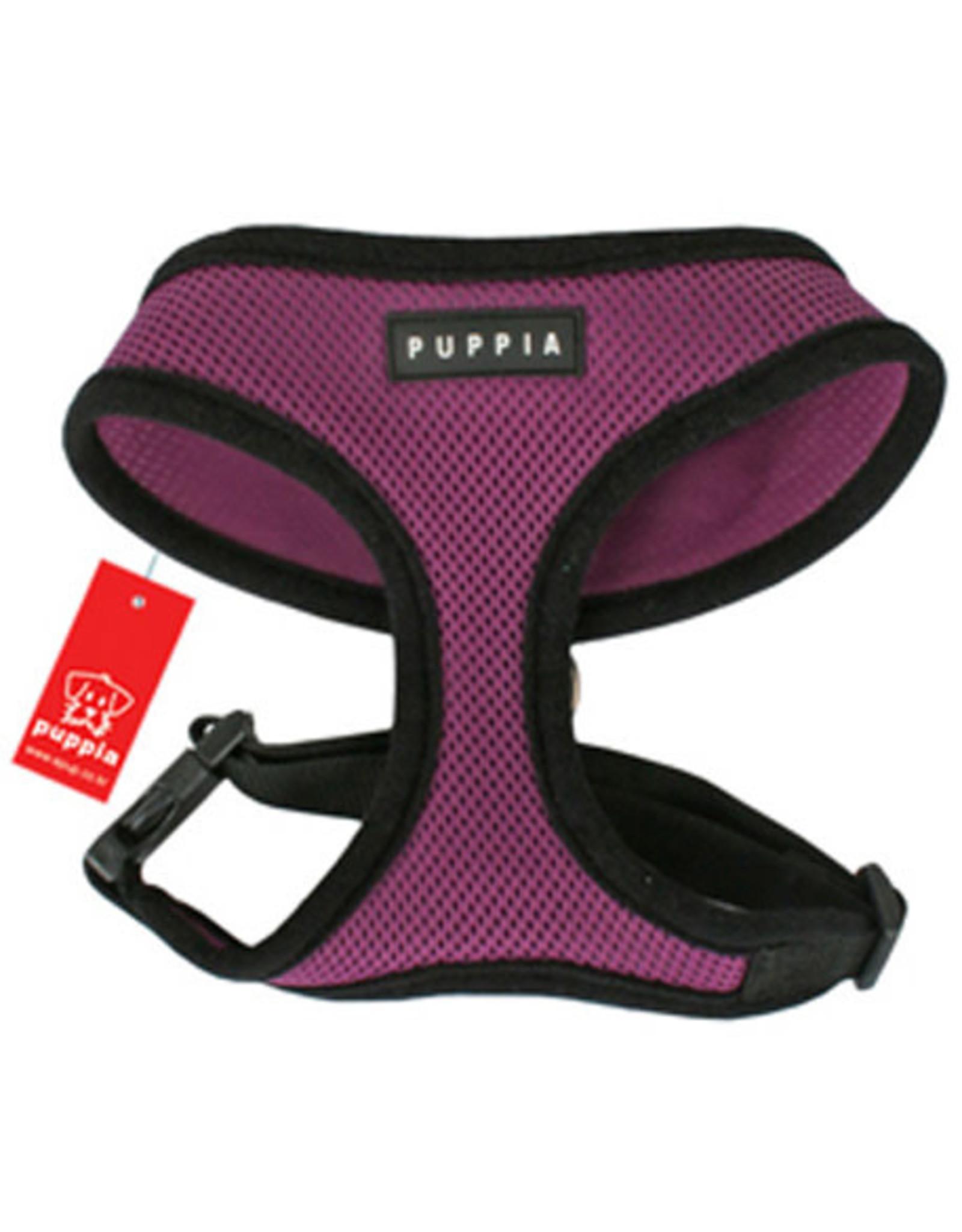 Puppia Puppia Soft Harness: Purple, S