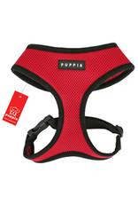 Puppia Puppia Soft Harness: Red, M