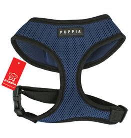 Puppia Puppia Soft Harness: Royal Blue, S