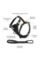 Kurgo Enhanced Strength Tru-Fit Car Harness: Black, XL