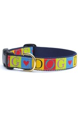 Up Country Dog Love Collar: Teacup, 12""