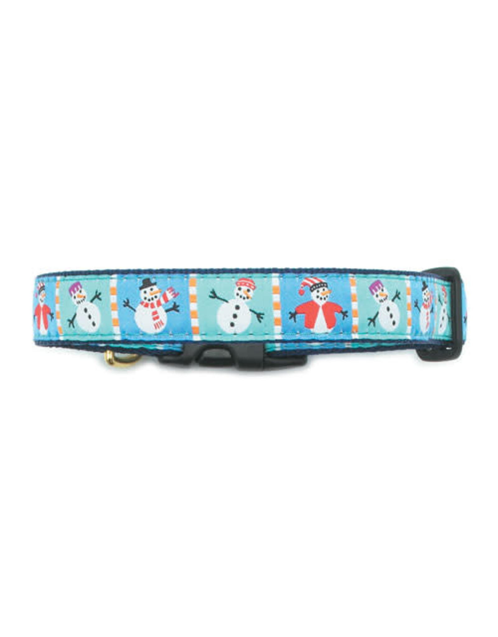 Up Country Snowmen Collar: Wide, S