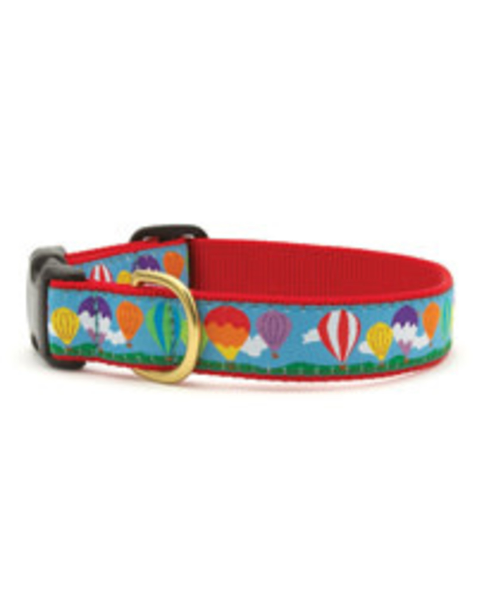 Up Country Balloons Collar: Wide, S
