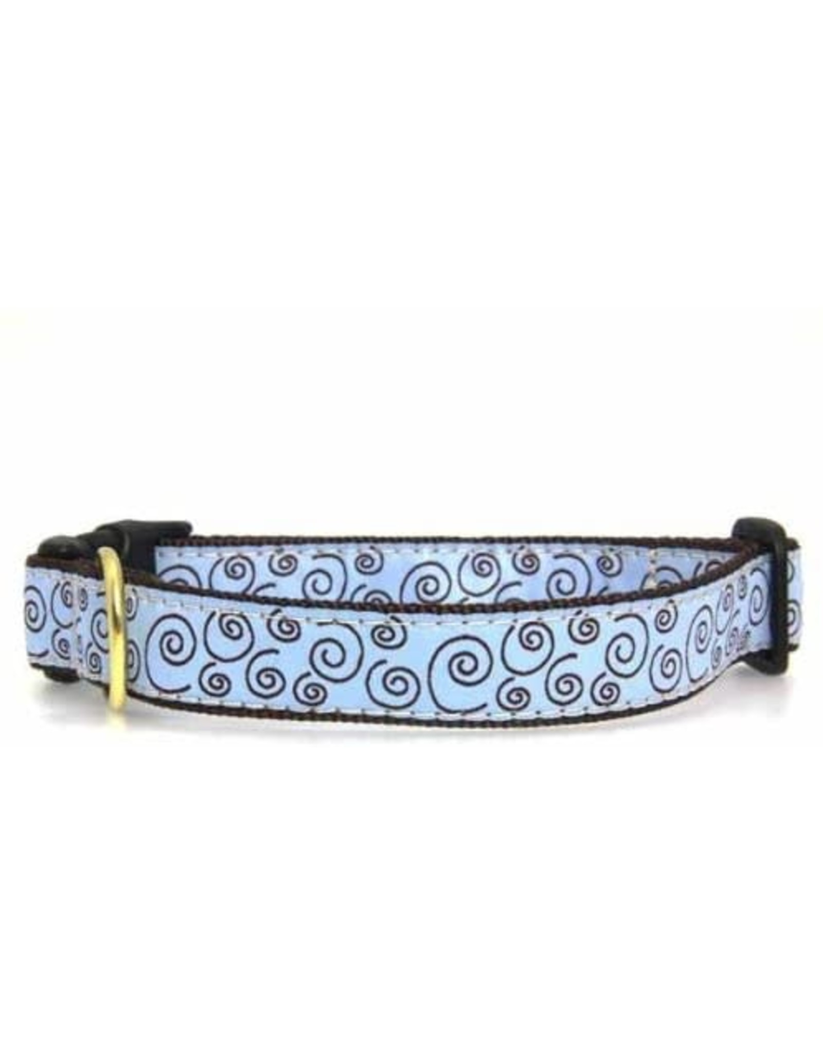 Up Country Curly Q Collar: Narrow, S