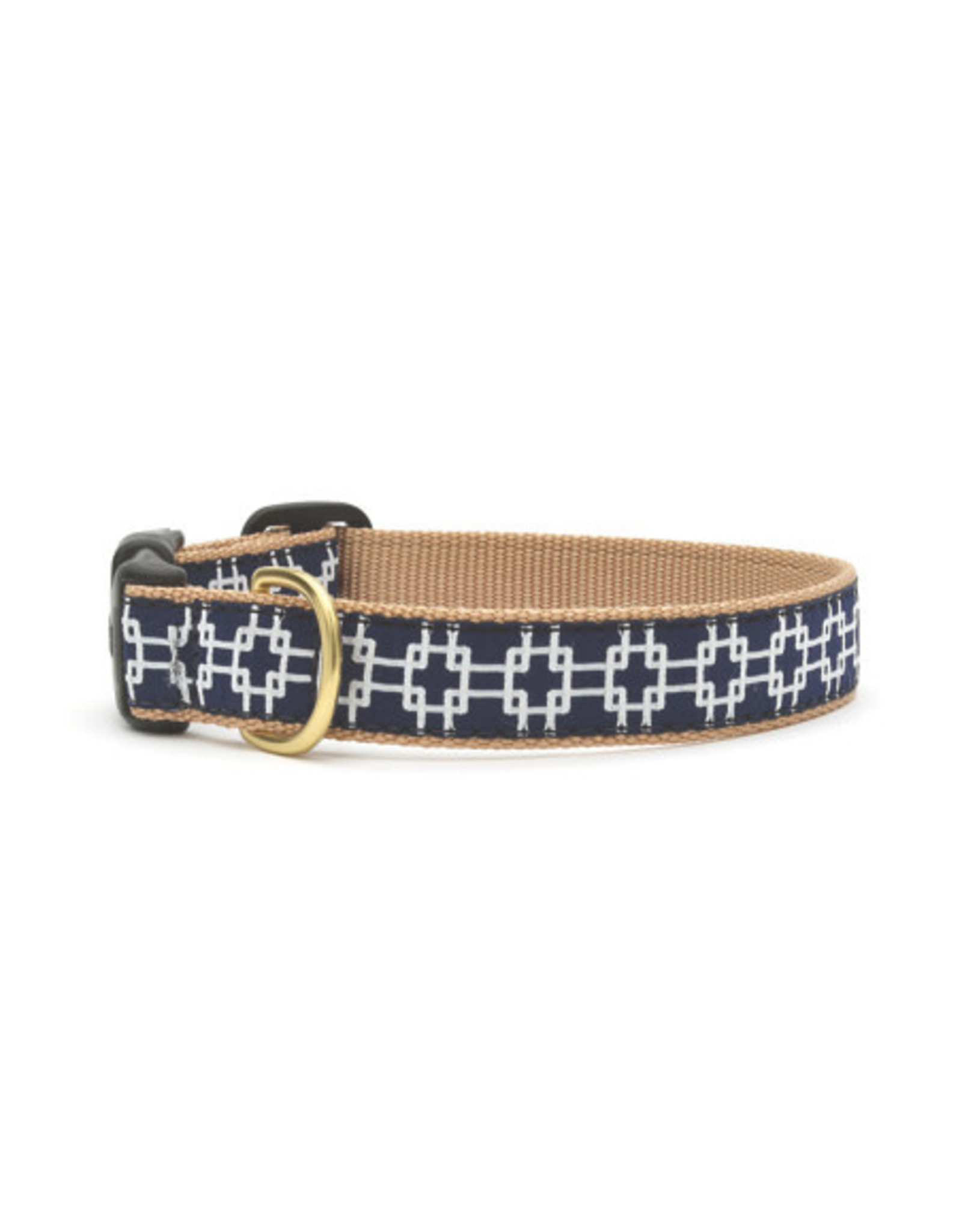 Up Country Gridlock Collar: Narrow, S