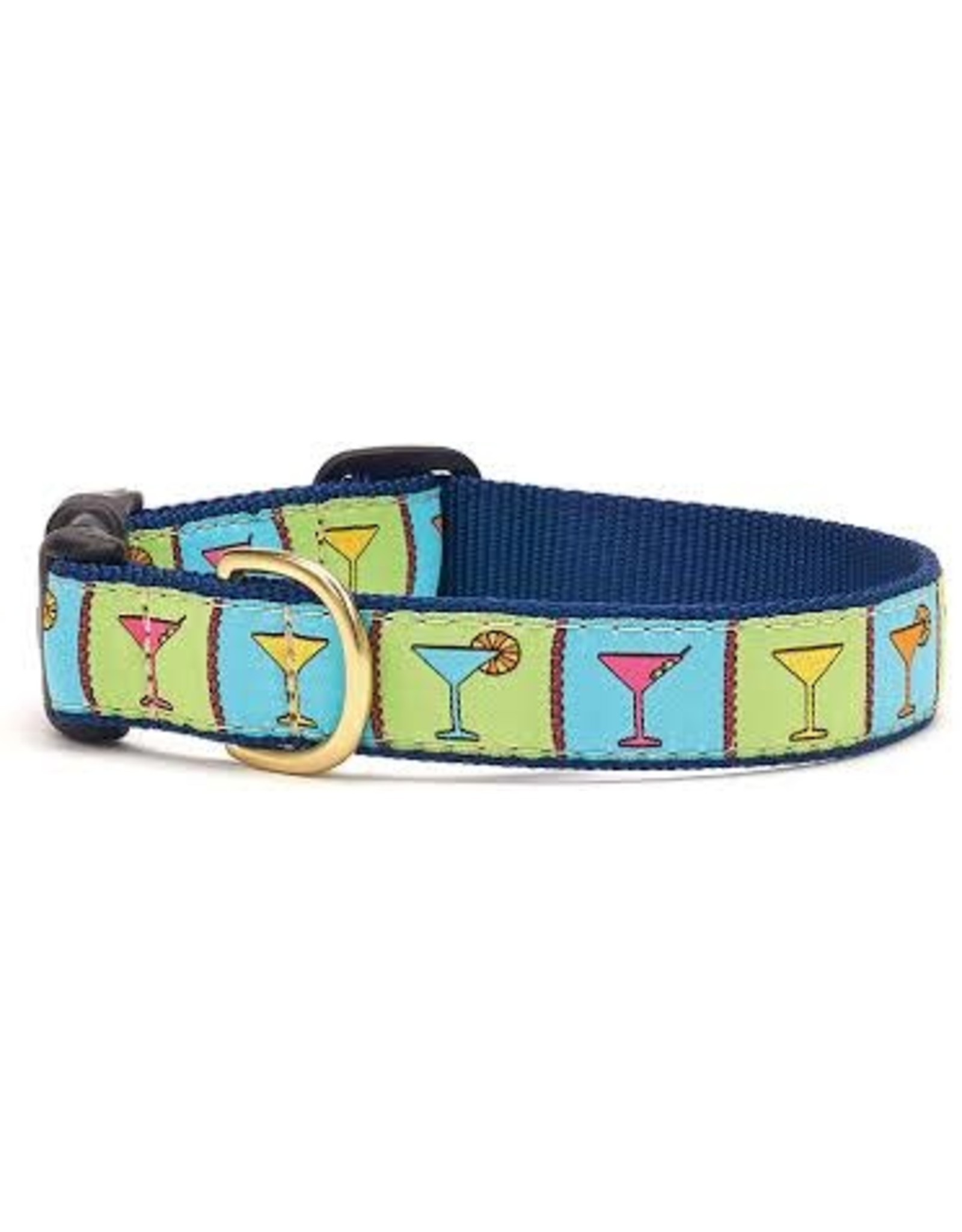 Up Country Martinis Collar: Wide, L