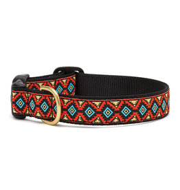 Up Country Santa Fe Collar: Wide, L