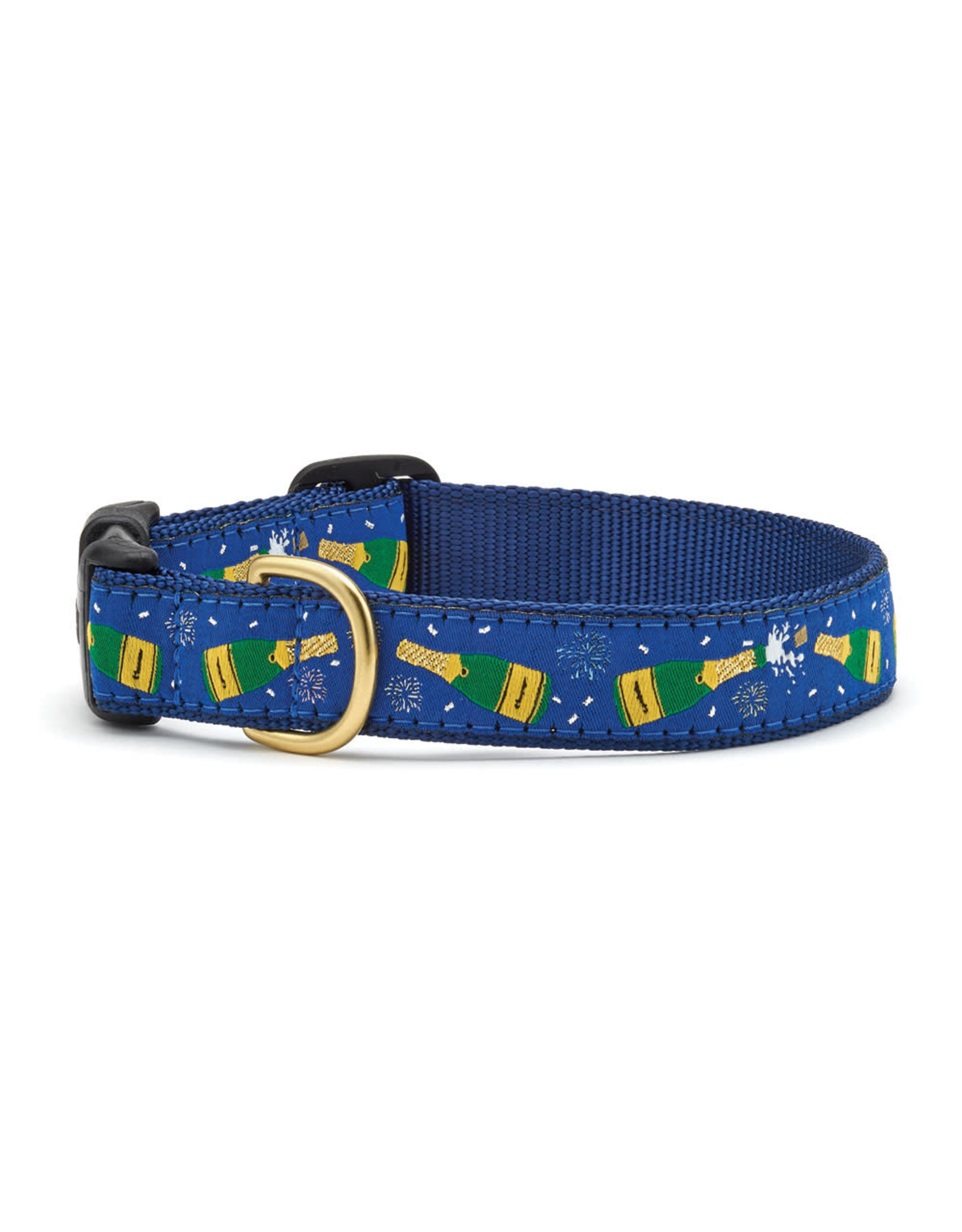 Up Country Champagne Collar Collar: Wide, L