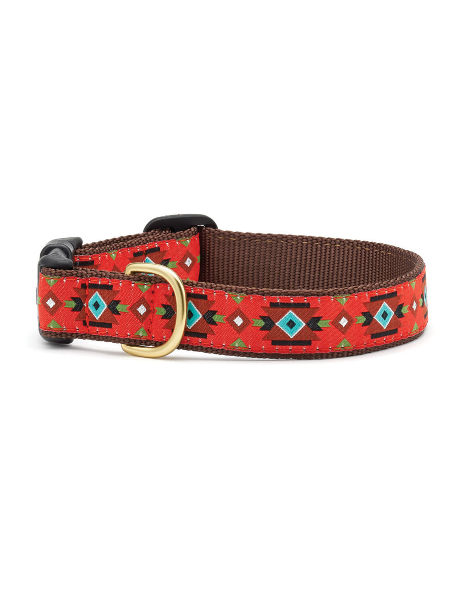 Up Country Sedona Collar: Wide, L