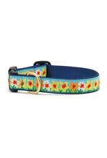 Up Country Daffodil Collar: Wide, M