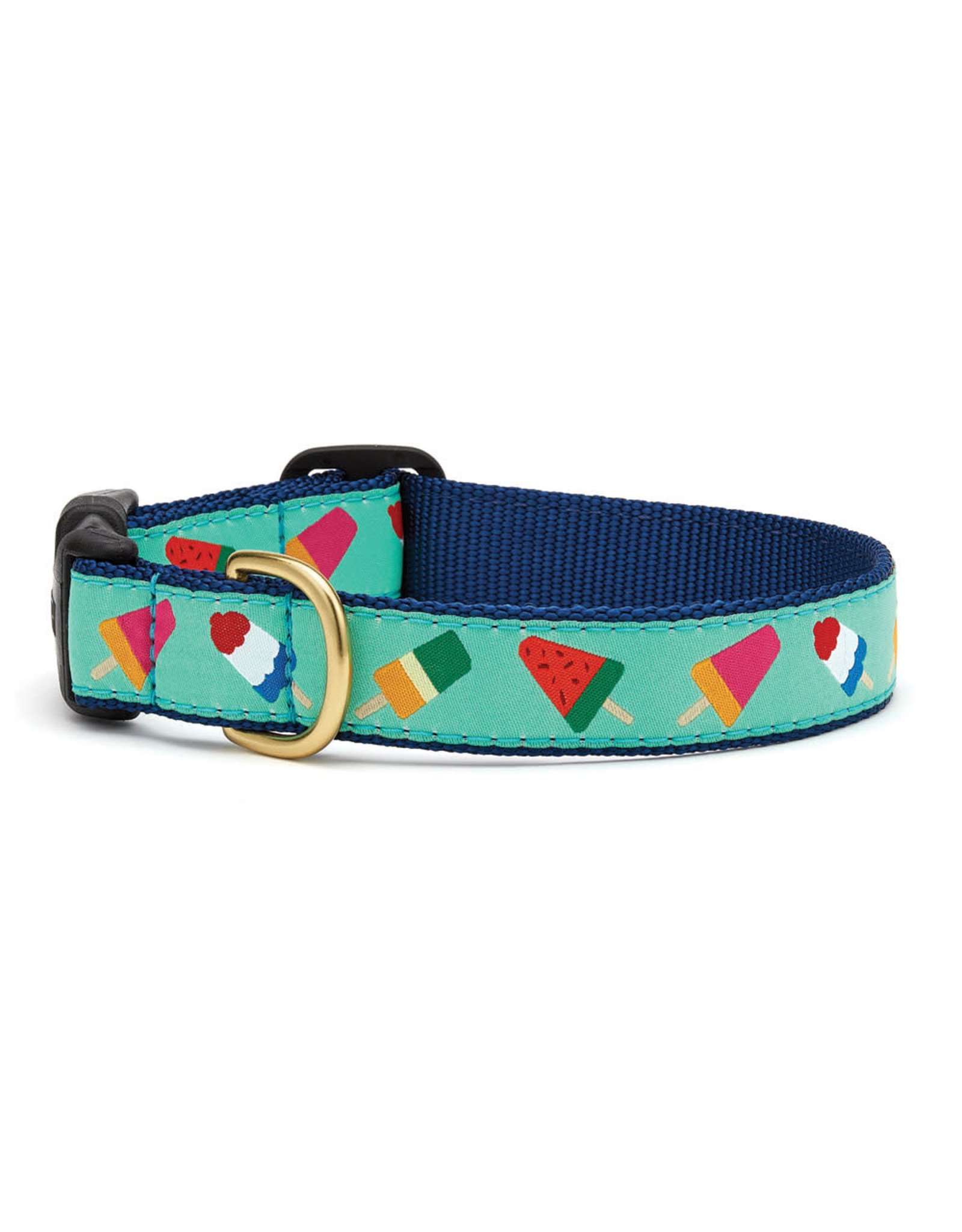 Up Country Pupsicles Collar: Wide, M