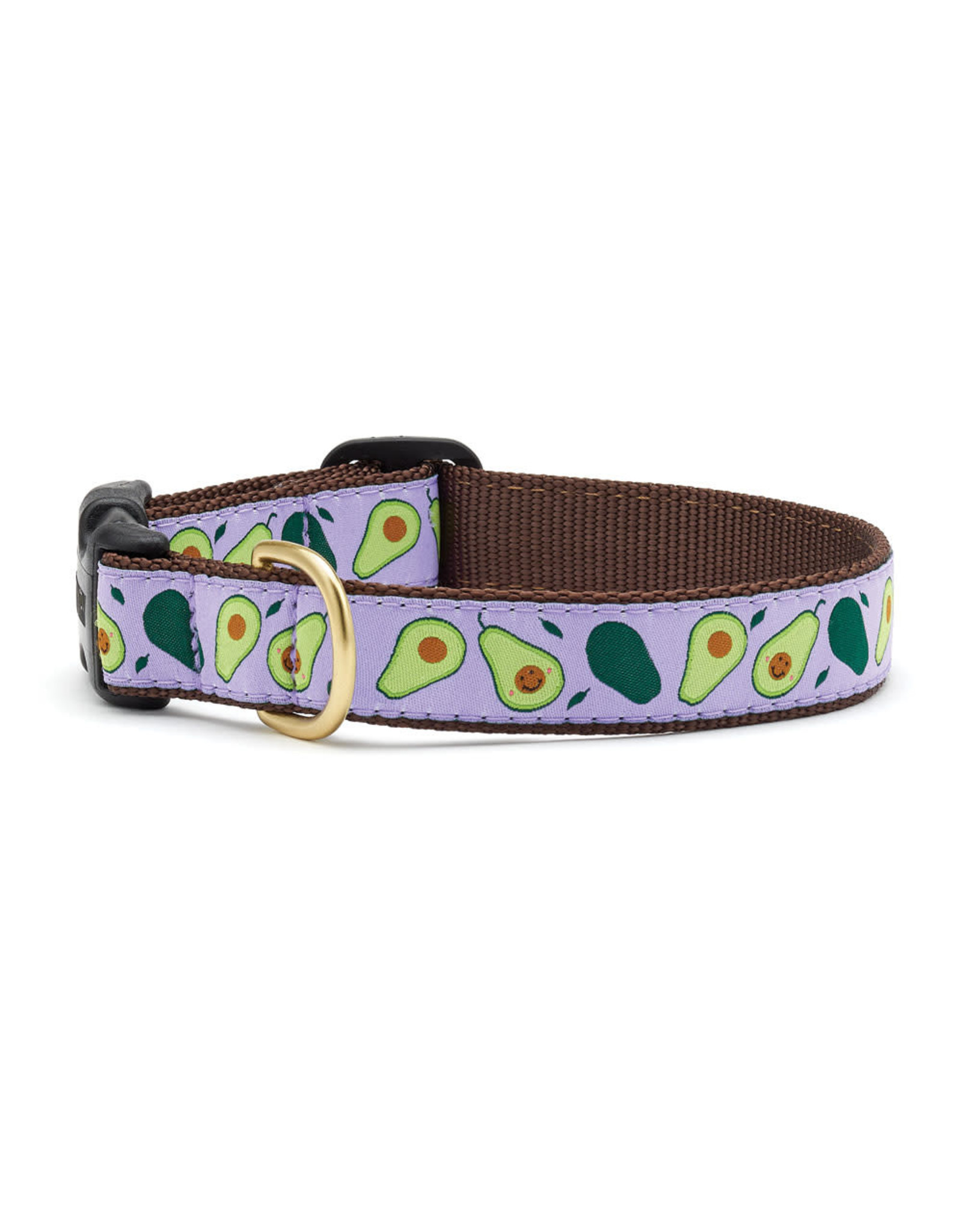 Up Country Avocado Collar: Narrow, S