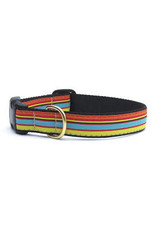 Up Country Bright Stripe Harness: Wide, L