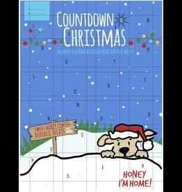 Honey I'm Home! Countdown To Christmas Advent Calendar:,