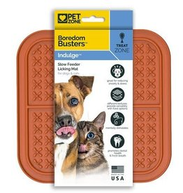 Hyper Pet Hyper Pet Induldge Lick Mat: S, Orange
