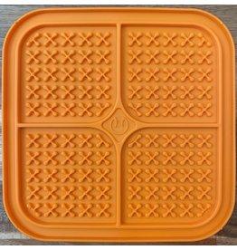 Hyper Pet Hyper Pet Induldge Lick Mat: L/XL, Orange