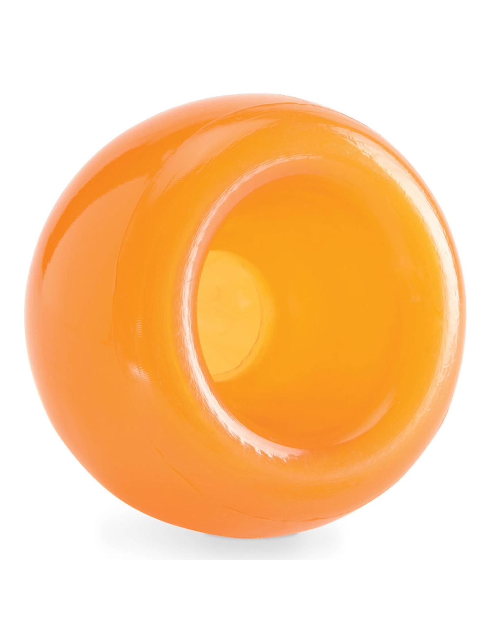 Planet Dog Planet Dog Orbee-Tuff Snoop: Orange, 5 in
