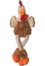 Go Dog Go Dog Skinny Rooster: Brown, L