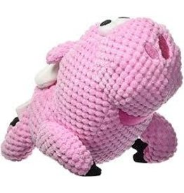 Go Dog Go Dog Plush Flying Pig: Pink, Mini