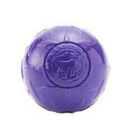 Planet Dog Planet Dog Diamond Plate Ball: Purple, 4 inch