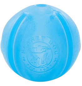 Planet Dog Planet Dog Orbee-Tuff GuRu: Blue, 4 in