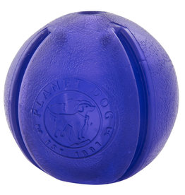 Planet Dog Planet Dog Orbee-Tuff GuRu: Purple, 4 in
