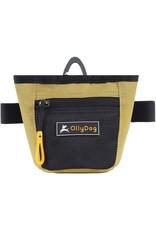 OllyDog Goodie Treat Bag: Amber Green, os