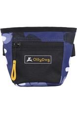 OllyDog Goodie Treat Bag: Aloha Blue, os