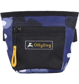 OllyDog Goodie Treat Bag: Aloha Blue, os