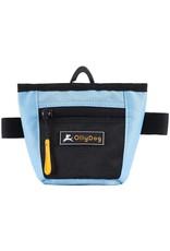 OllyDog Goodie Treat Bag: Air Blue, os