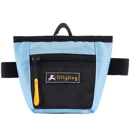 OllyDog Goodie Treat Bag: Air Blue, os