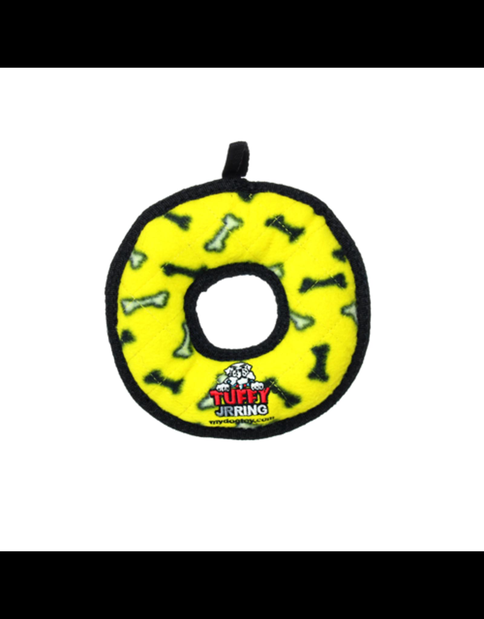 Tuffys Ultimate Ring: Yellow, Jr