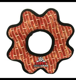 Tuffys Mega Gear Ring: Brick Print, os