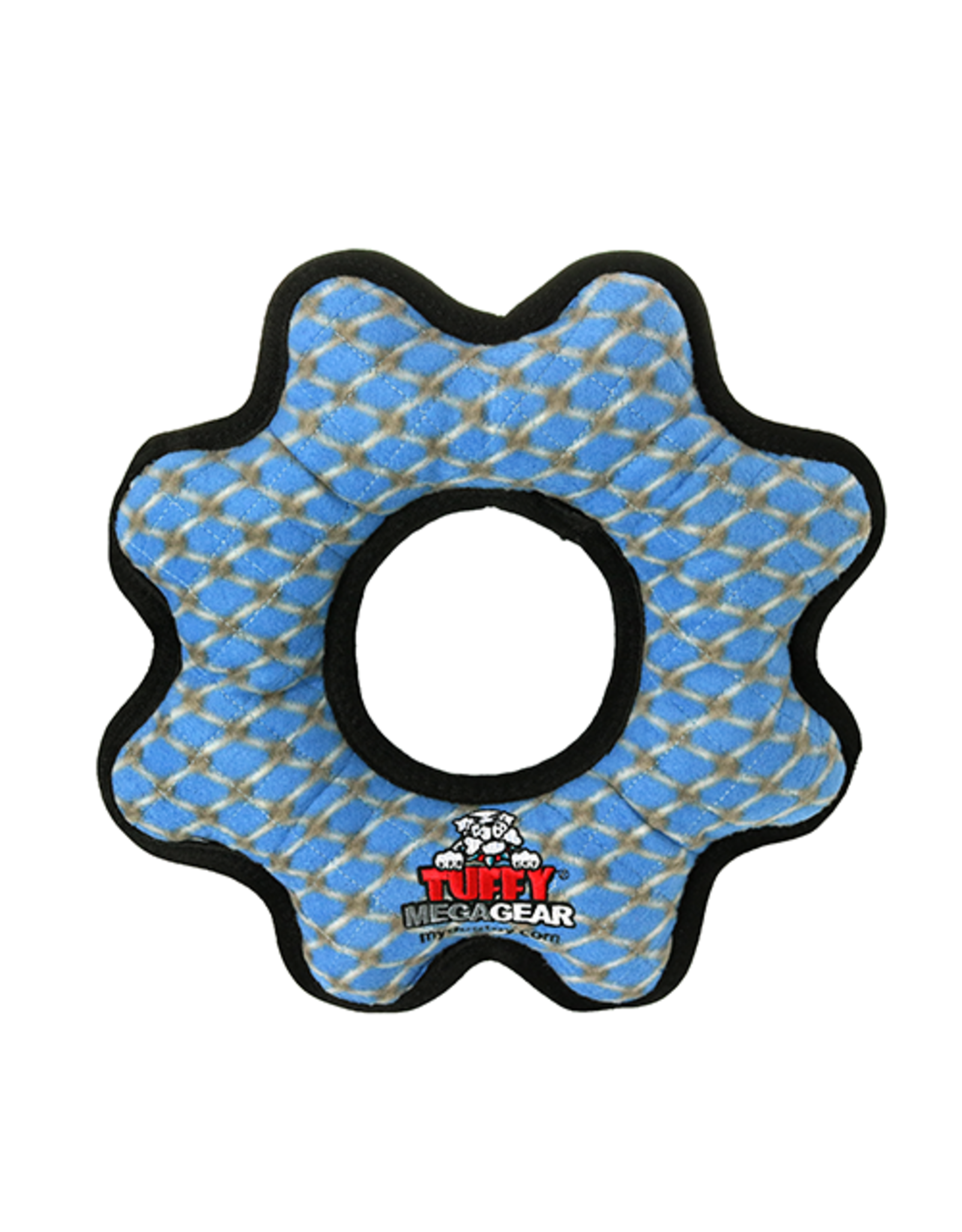 Tuffys Mega Gear Ring: Chain Link, os