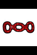 Tuffys Ultimate 3 Way Tug: red, Regular