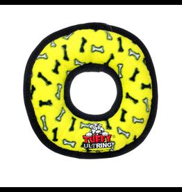 Tuffys Ultimate Ring: Yellow Bone, Regular