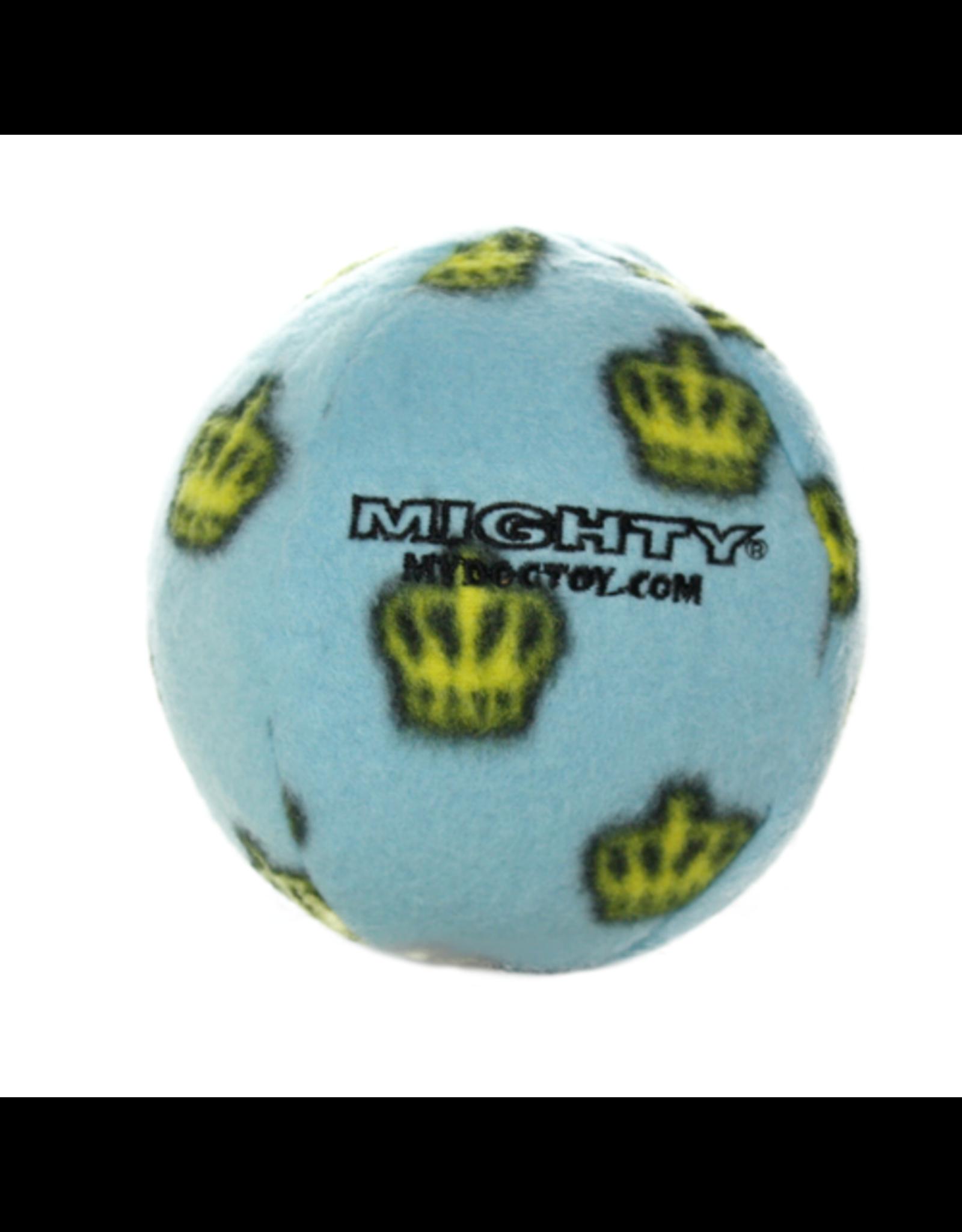 Tuffys Mighty Ball: Blue, M