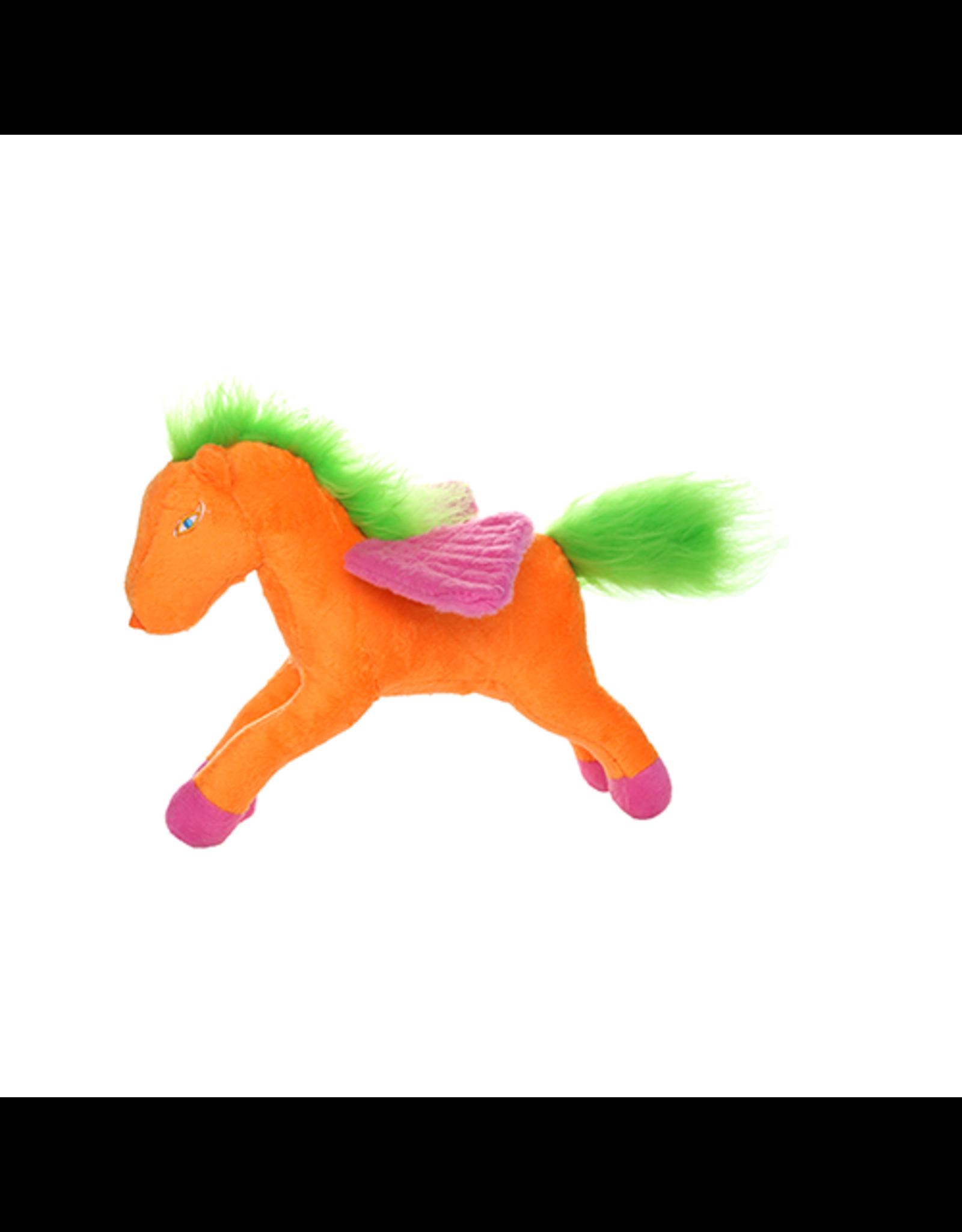 Tuffys Mighty Mythical Creatures: Pegasus Orange, Jr