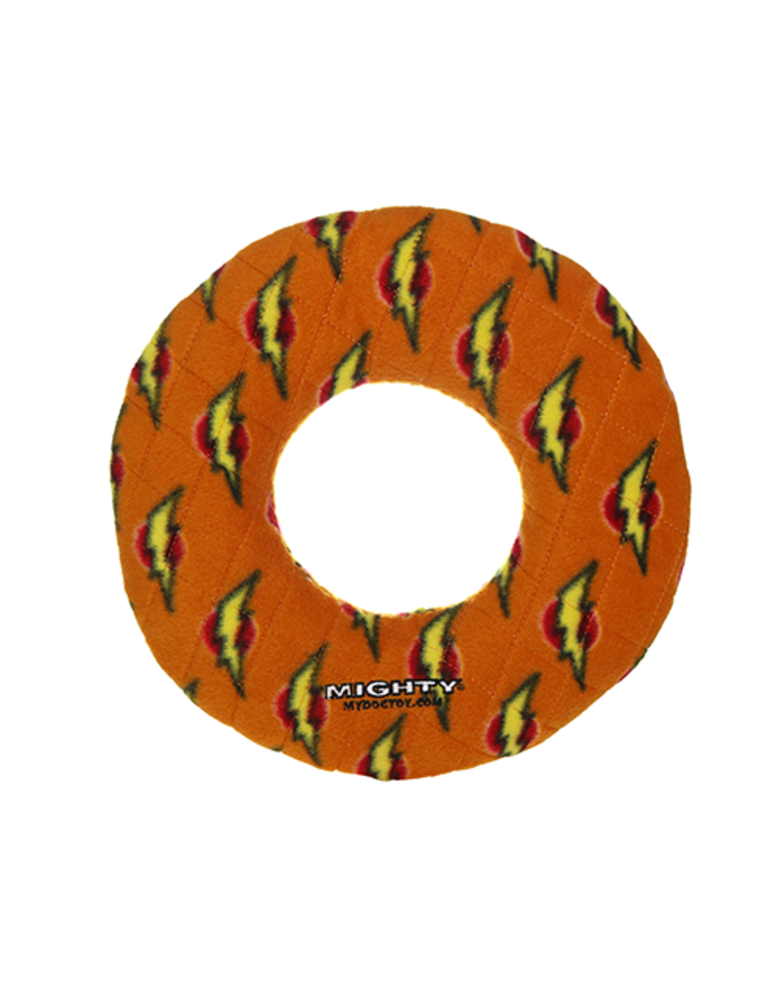 Tuffys Mighty Ring: Orange, os