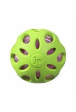 JW Pet Products Crackle Heads Ball:, L