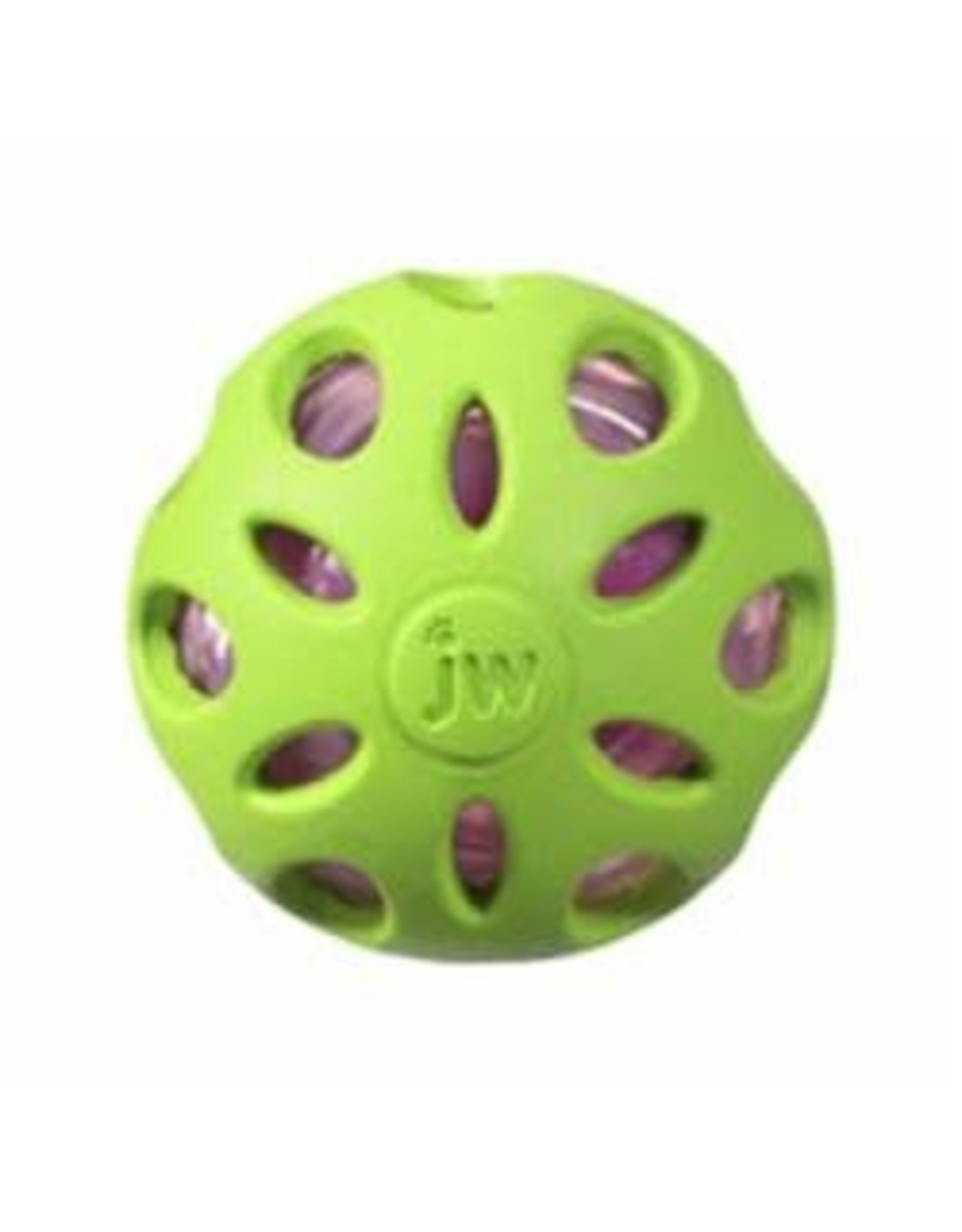 JW Pet Products Crackle Heads Ball:, S