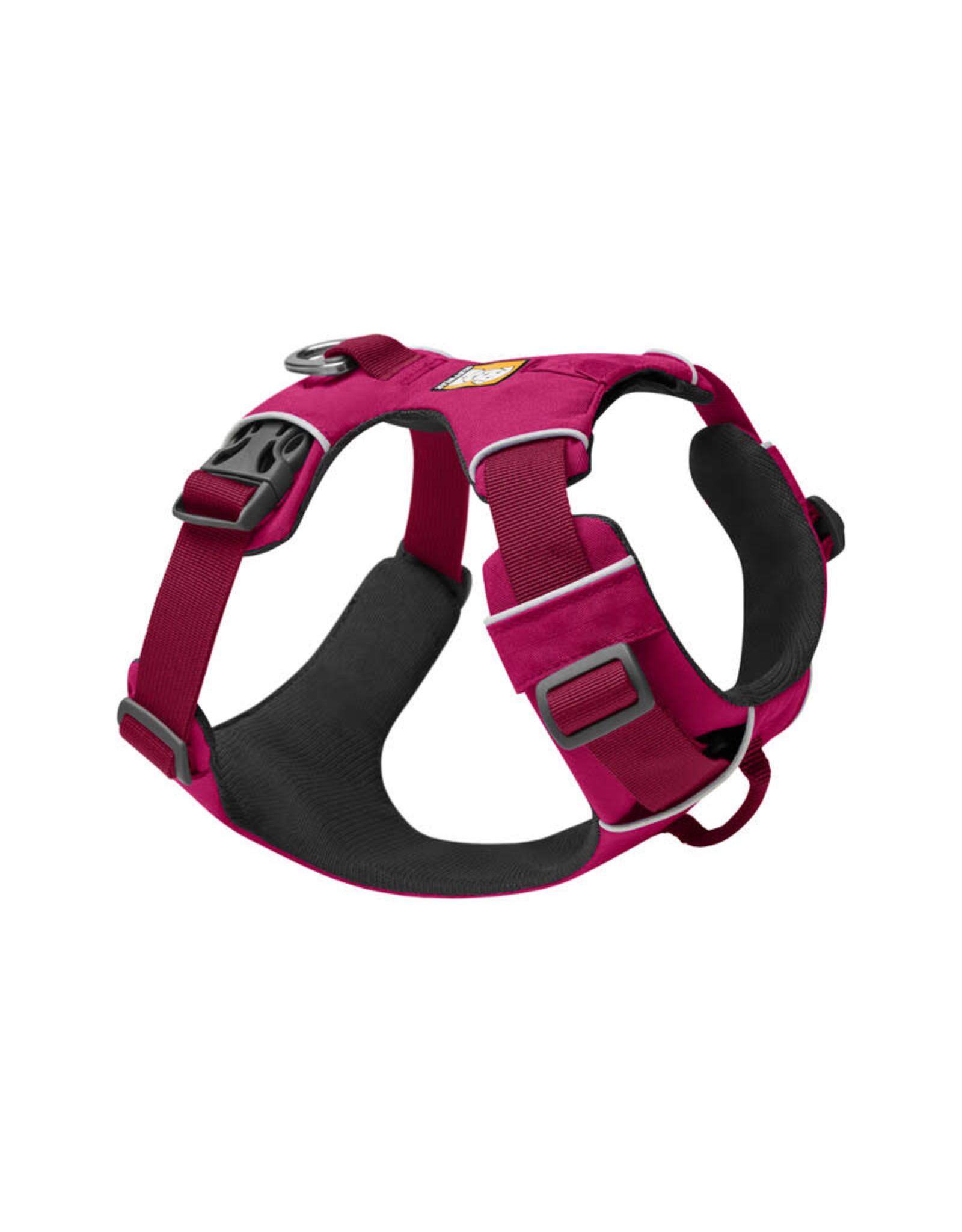 Ruffwear Front Range Harness: Hibiscus Pink, L/XL
