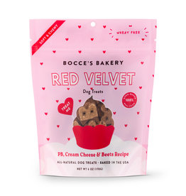 Bocce's Bakery Bocce's Bakery: Soft & Chewy Red Velvet, 6 oz