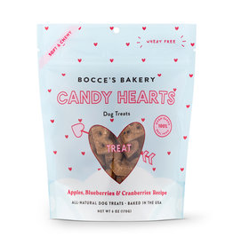 Bocce's Bakery Bocce's Bakery: Soft & Chewy Candy Hearts, 6 oz